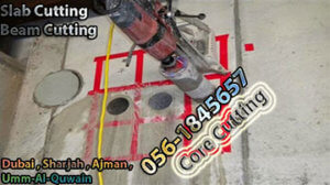 core cutting service